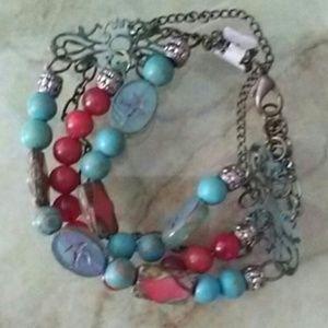 Jewelry - SALE🔥TURQOUISE BRACELET NWT